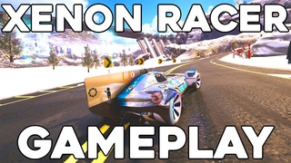 Xenon Racer Gameplay (PC) HD