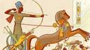 Боевые луки древнеегипетских воинов