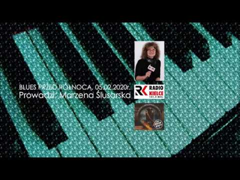 The Road Dogs w audycji Blues przed północą Radio Kielce 05 02 2020r