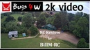 MJX Bugs 4W B4W review - 2048x1152@20fps raw video sd card capture