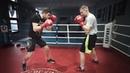 Этот удар разбивает защиту Как бить оверхенд в боксе