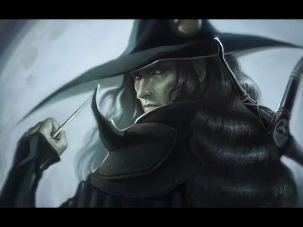 Охотник на вампиров Ди Vampire Hunter D Bloodlust rus