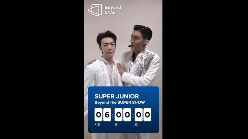 SUPER JUNIOR LIVE - Beyond The SUPER SHOW D-DAY