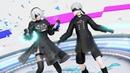 【MMD】Shake It Off【NieR:Automata】2B 9S [4K UHD]