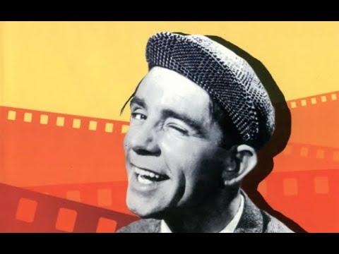 Мистер Питкин Вверх тормашками 1956 Норман Уисдом Комедия