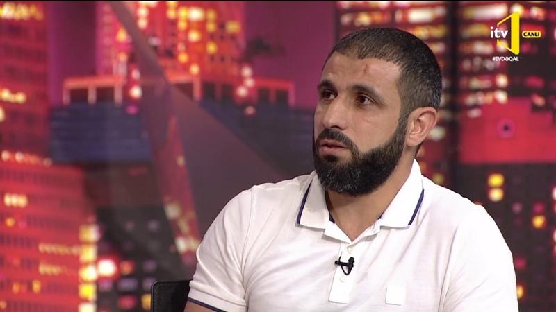 """Futbolçu karyerasını bitirən Rəşad Sadıqov Bol idman""""da qonaq oldu"""