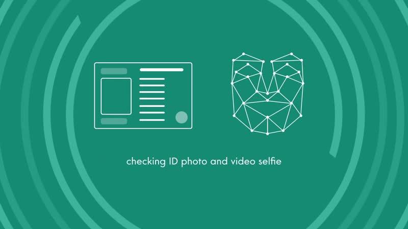 Oz Forensics customers` online verification solution