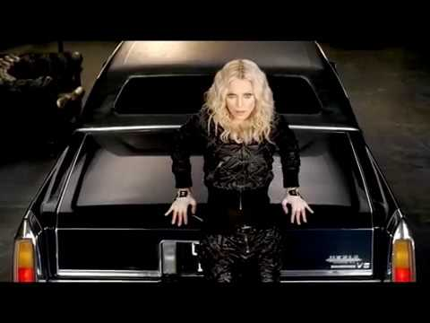 Madonna feat Justin Timberlake Timbaland 4 Minutes Official Music Video