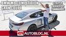 BMW M8 Gran Coupé Competition - banden roken wanneer jij dat wilt