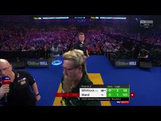 Simon Whitlock vs Harry Ward (PDC World Darts Championship 2020 / Round 2)