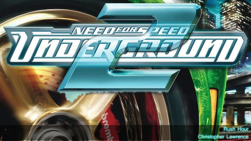 Need For Speed Underground 2 Soundtrack Continuous Mix