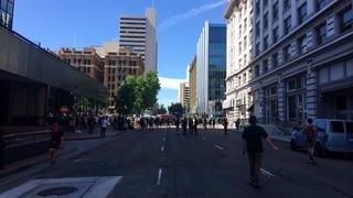 San Diego George Floyd Protest