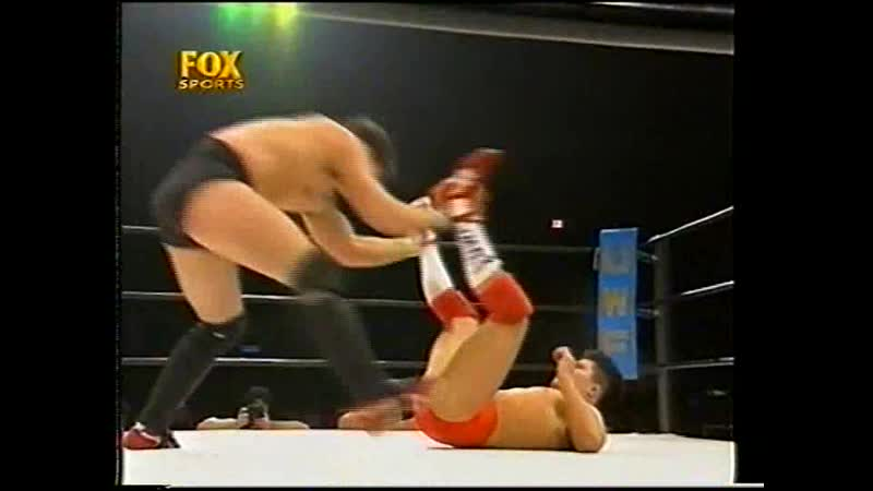 Bushido on FOX Sports 1 4