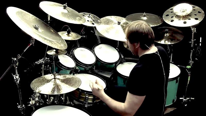 Little drum solo from Guitar song Take2 Aleksandr Murenko