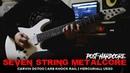 7 String Metalcore Post-Hardcore || Carvin DC700 | ARB Knock Rail | Mercuriall U530