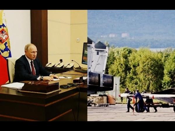 Просто під кордоном База РФ Путін зважився на немислиме Він підняв всіх