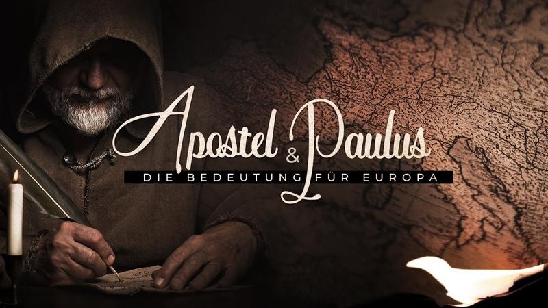Der Apostel Paulus seine Bedeutung für die Geschichte Europas