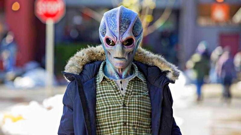 Засланец из космоса Resident Alien 2021 сериал Русский трейлер в озвучке Кубик в Кубе