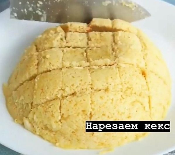 Всего за 2 минутки можно сделать обалденный десерт.